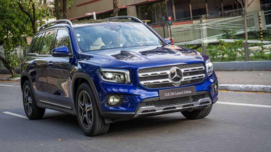 Novo Mercedes-Benz GLB chega ao país com 1.3 turbo por R$ 299.900