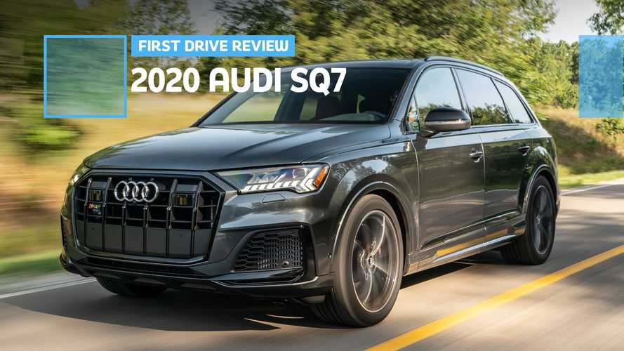 2020 Audi SQ7 First Drive Review: The V8 Wait Is Over