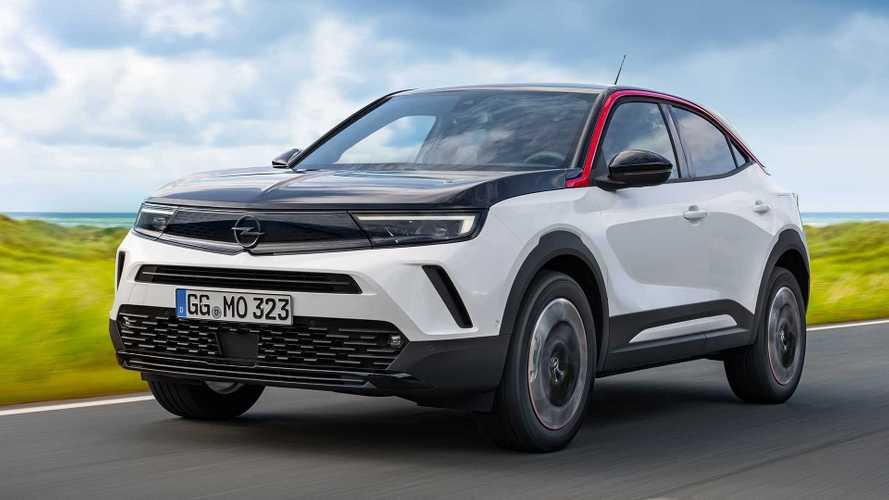 Opel Mokka 2020, con motores de entre 100 y 130 CV