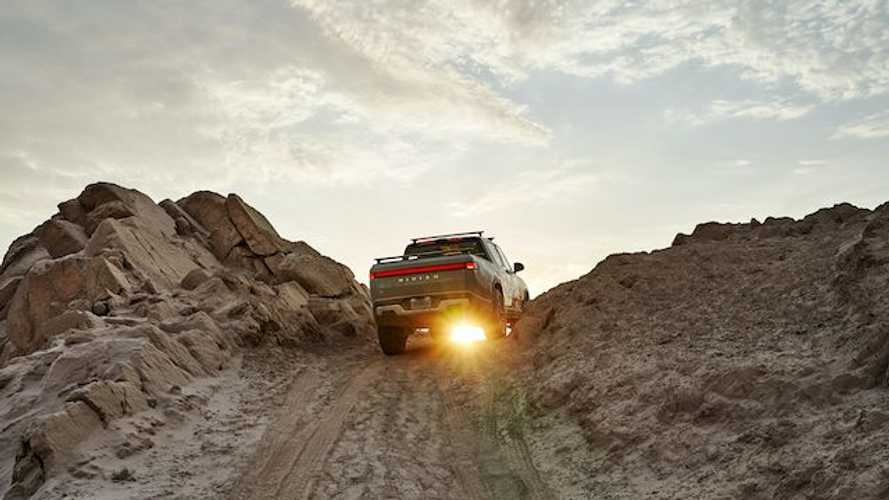 Rivian R1T To Participate In Rebelle Rally's New Electrified Designation