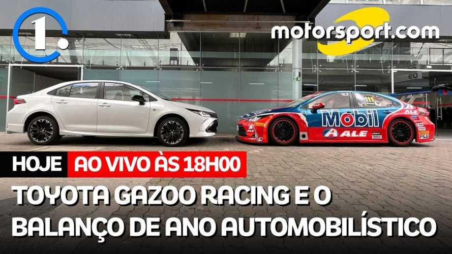 Live: Toyota Gazoo Racing e balanço do fim de ano automobílstico