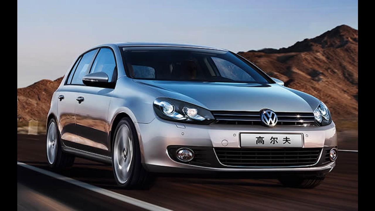 China segue absoluta nas vendas de automóveis