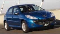 Veja a lista dos carros mais vendidos na Argentina em janeiro -  Peugeot 207 lidera