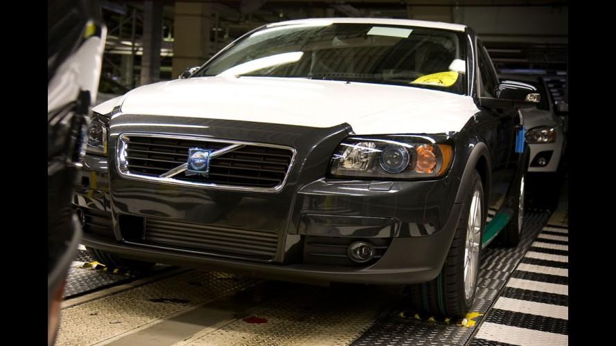 Volvo planeja erguer fábrica no México ou nos EUA
