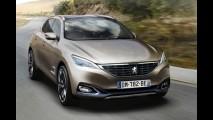 Peugeot 6008 Concept é a resposta francesa para Audi Q5 e BMW X3