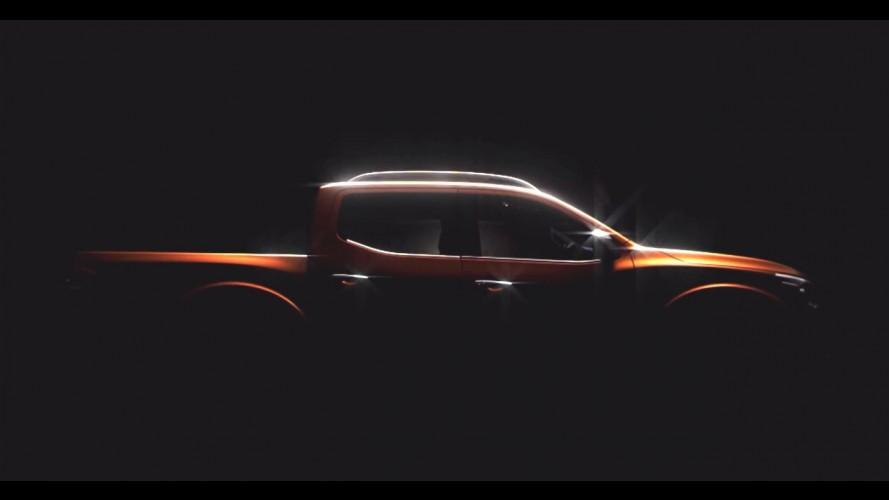 Vídeo: Nissan divulga novos detalhes sobre a Frontier 2015, que estreia amanhã