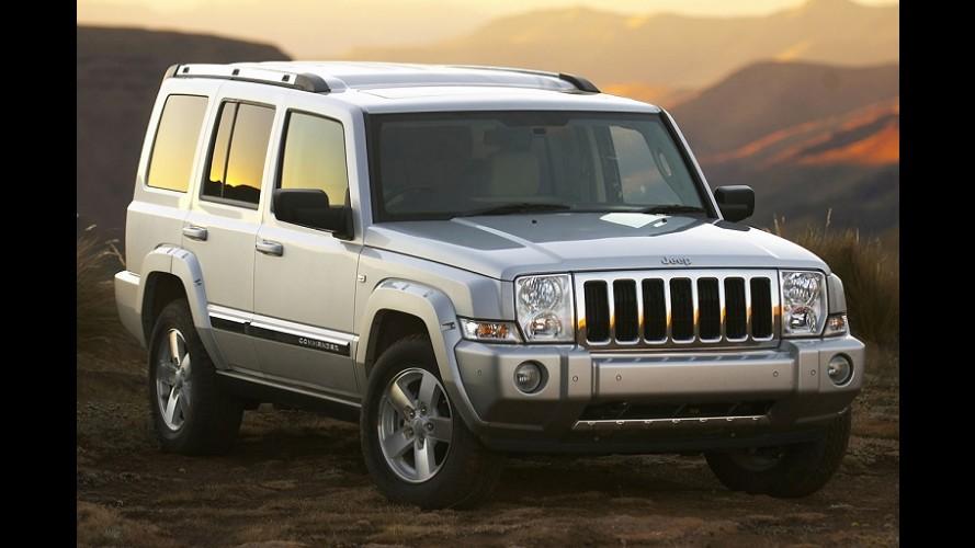 Jeep volta a falar em SUV top de linha para ficar acima do Grand Cherokee