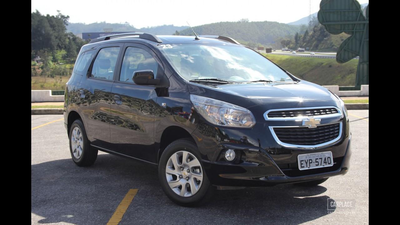 Chevrolet comemora 88 anos de atividades no Brasil