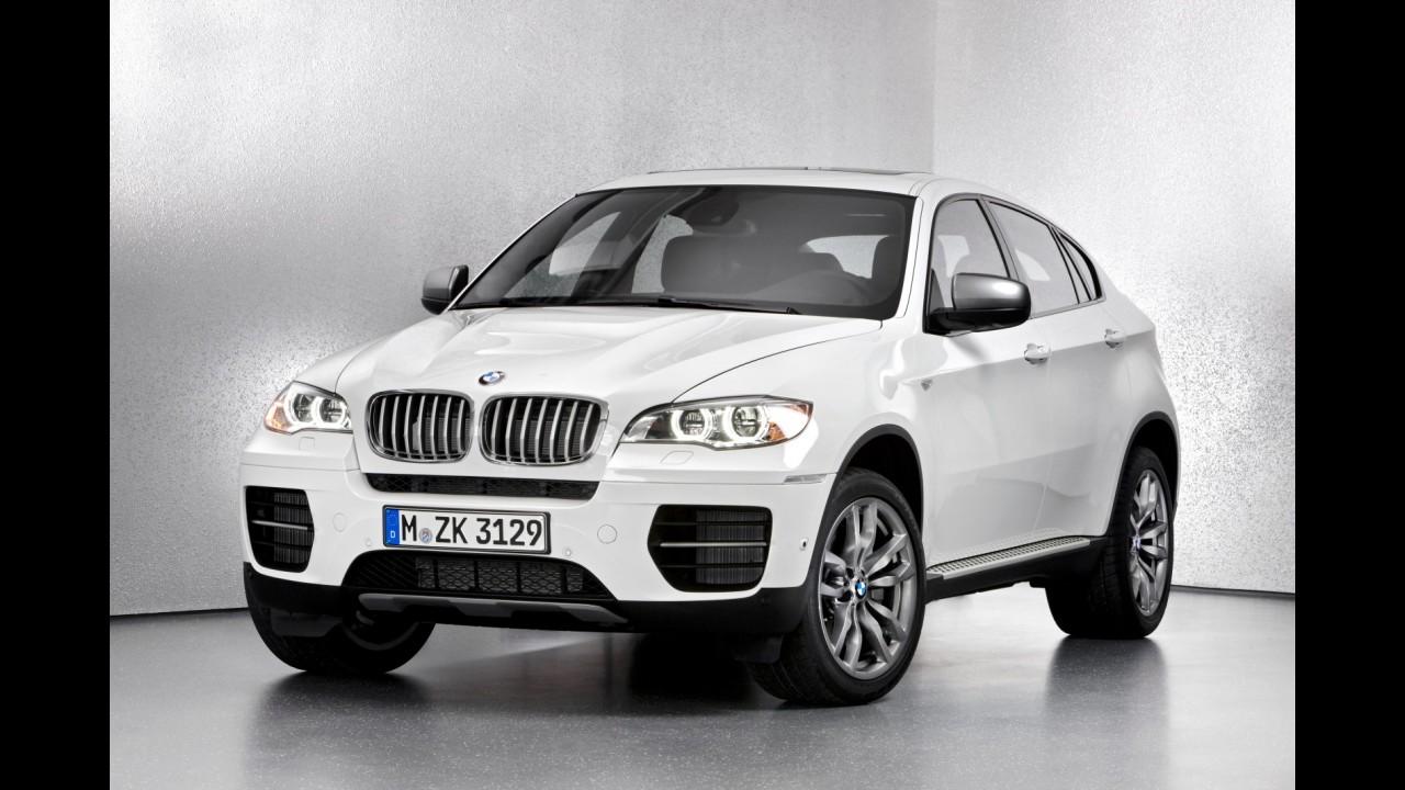 BMW M Performance apresenta linha de modelos equipados com motor diesel triturbo