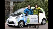 Elétrico: Citroën C-Zero dará a volta ao mundo com R$ 570,00