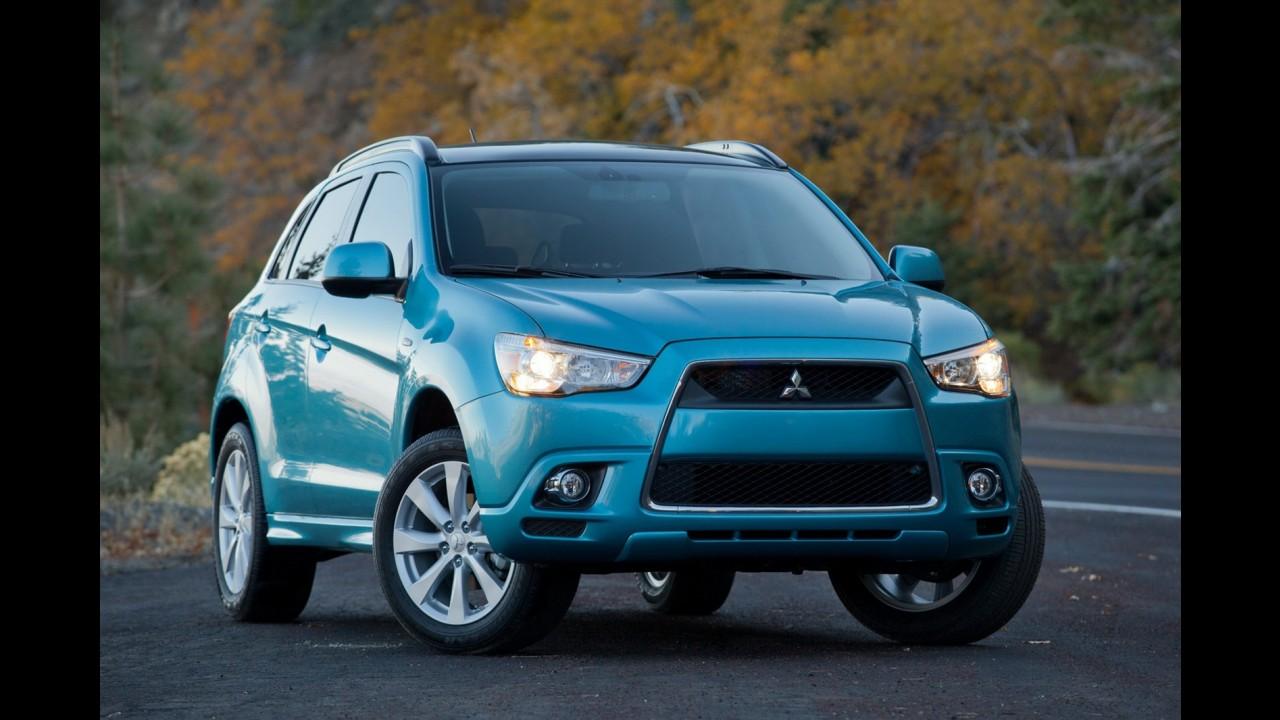 Mitsubishi deverá apresentar ASX reestilizado no Salão de Nova York