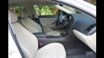 Impressões ao dirigir: Novo Kia Optima