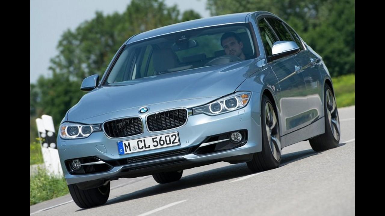 BMW diz que não há espaço para sedã de entrada menor que o Série 3