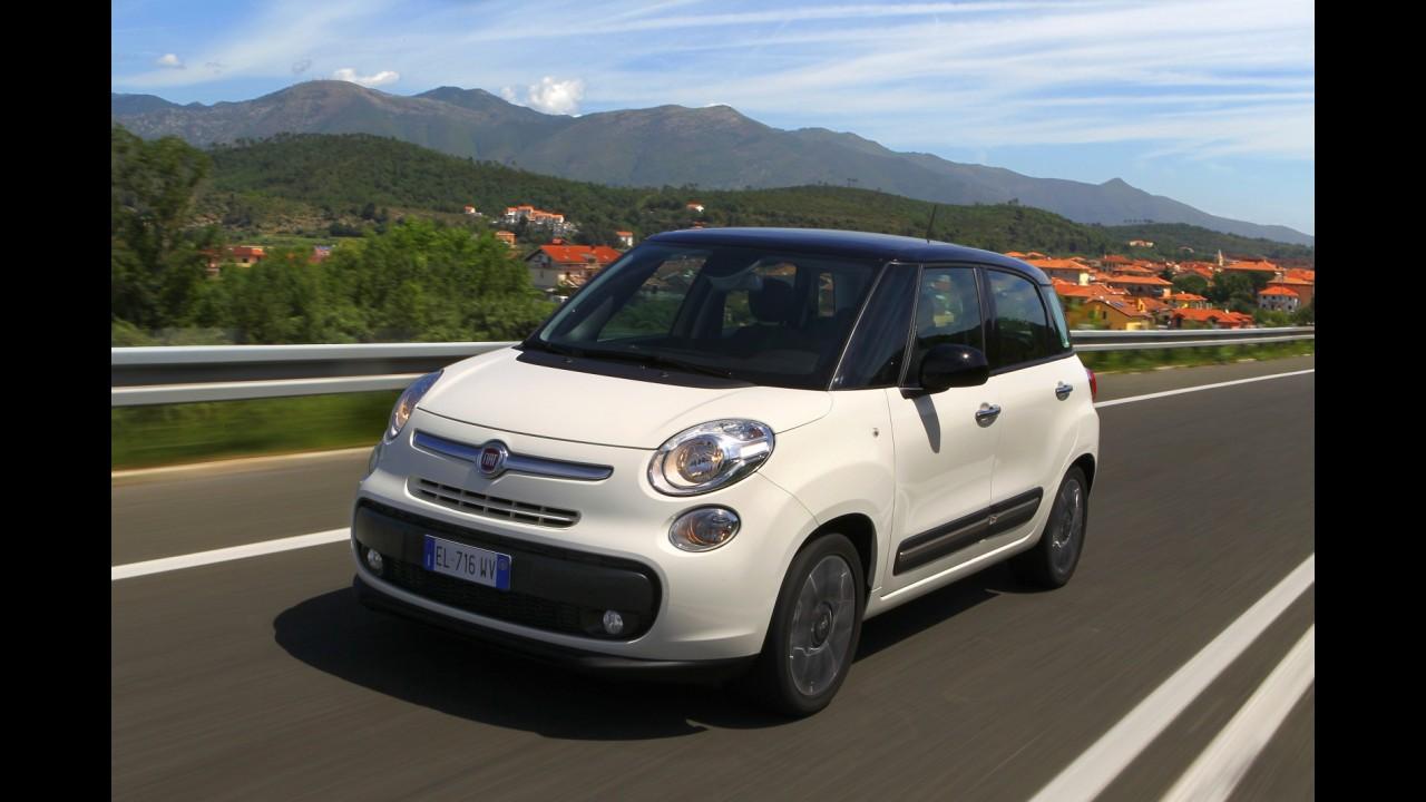 Novo aventureiro da Fiat, 500 L Trekking será apresentado no Salão de Los Angeles