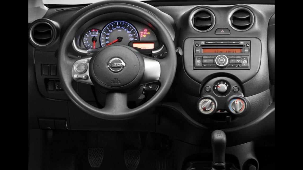 Nissan March deve receber Freios ABS e outras melhorias a partir de julho
