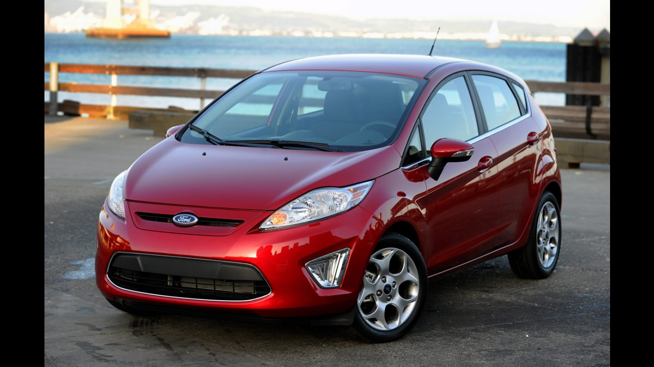 Ford New Fiesta passa por recall no Brasil para reparar problema nos airbags laterais
