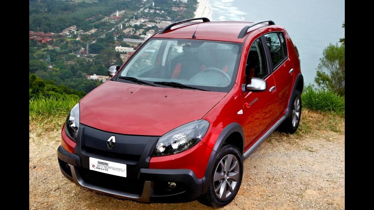 Vendas da Renault crescem quase 30% em maio