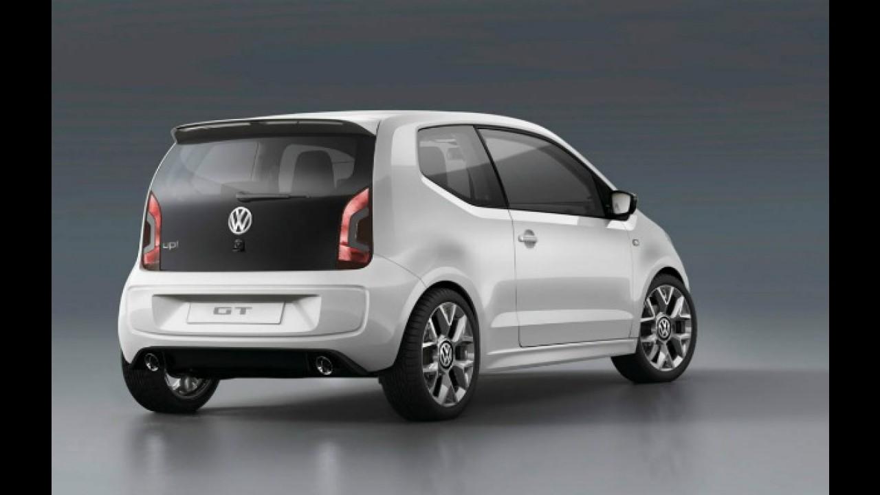 Volkswagen divulga mais detalhes do esportivo Up! GT
