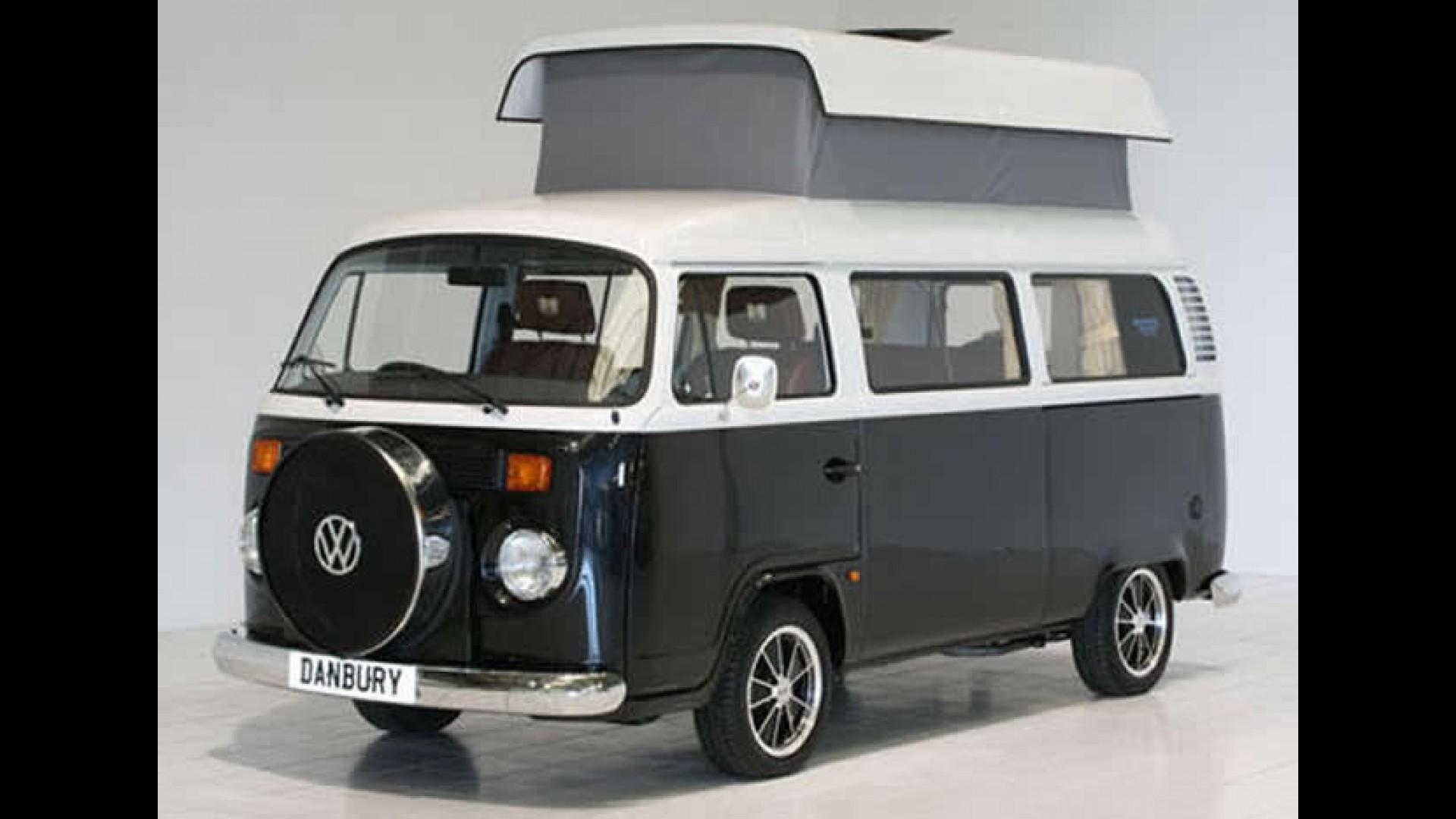 Made In Brazil Vw Relanca Kombi Em Versao Motorhome Na Holanda Por R 77 600