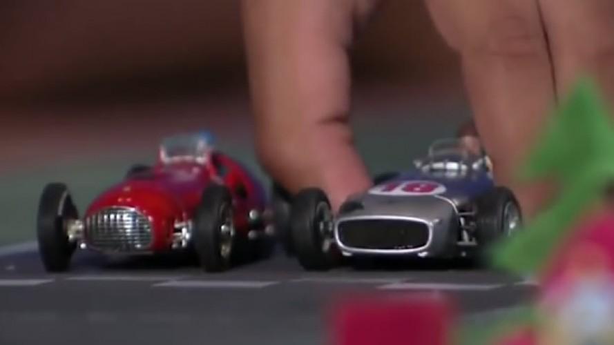 Vídeo: evolução dos carros de Fórmula 1 através de incrível animação