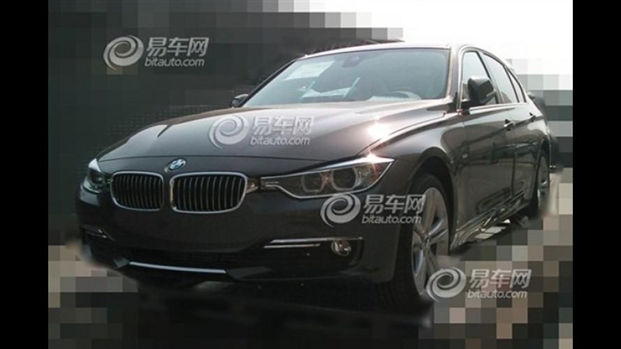 Novo BMW Série 3 ganha motor 1.6 Turbo na China