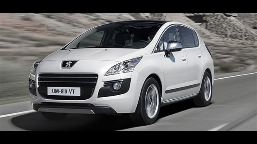 Peugeot revela o novo 3008 Hybrid4 - Consumo é de 29 km/litro