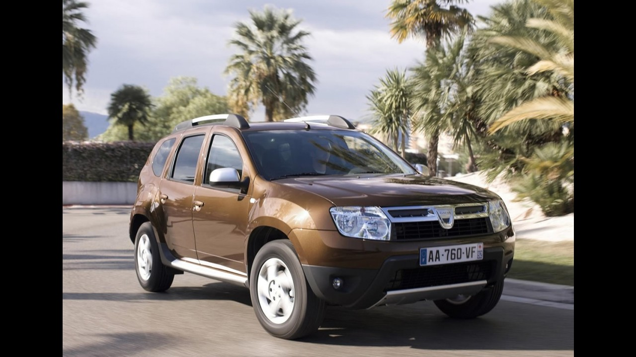 Dacia Duster conquista o prêmio Autobest 2011 no Leste Europeu