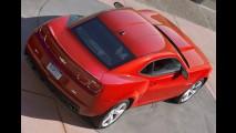 Chevrolet confirma Camaro V8 no Salão do Automóvel - Modelo ganha site e twitter
