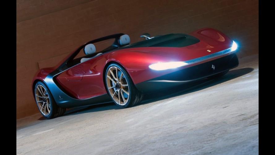 Salão de Genebra: Pininfarina revela o Sergio Concept baseado na Ferrari 458 Spider