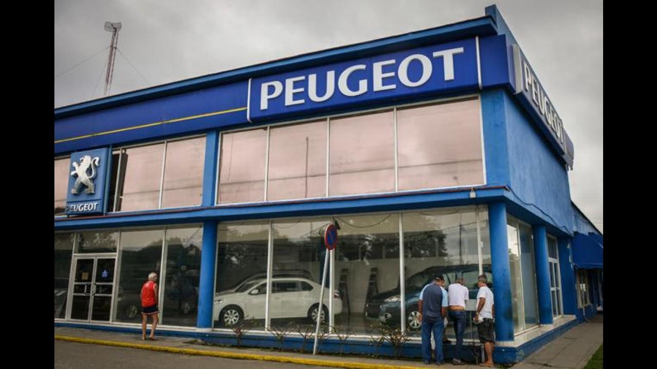 Cuba: livre comércio de carros começa com Peugeot 508 por astronômicos R$ 600 mil!