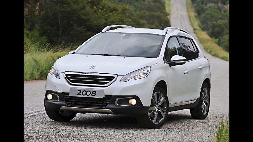 Opel terá crossover baseado no 2008, próximo Peugeot brasileiro