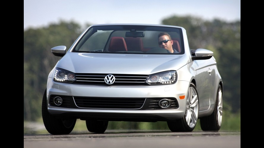 Volkswagen bate o martelo e define que Eos não terá sucessor