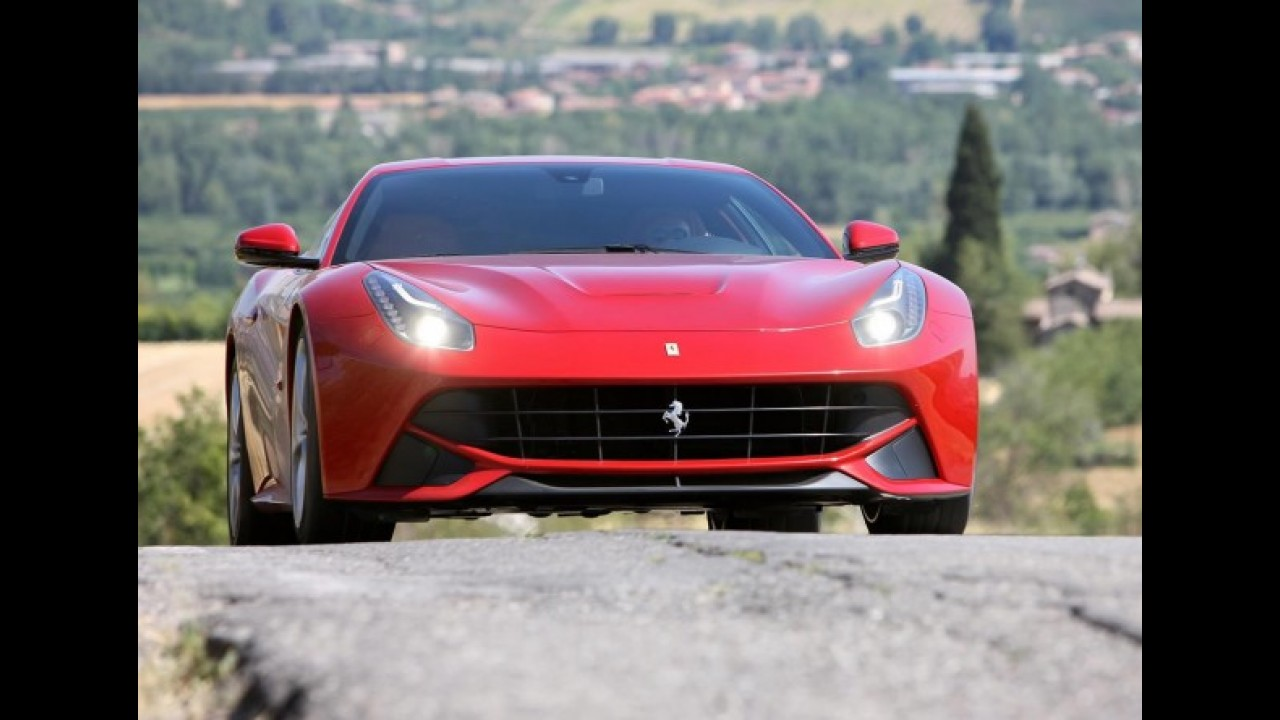 Fotos: Ferrari F12berlinetta chega com preço inicial de R$ 2,4 milhões