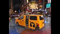 Nissan fornecerá táxis para Nova York pelos próximos dez anos