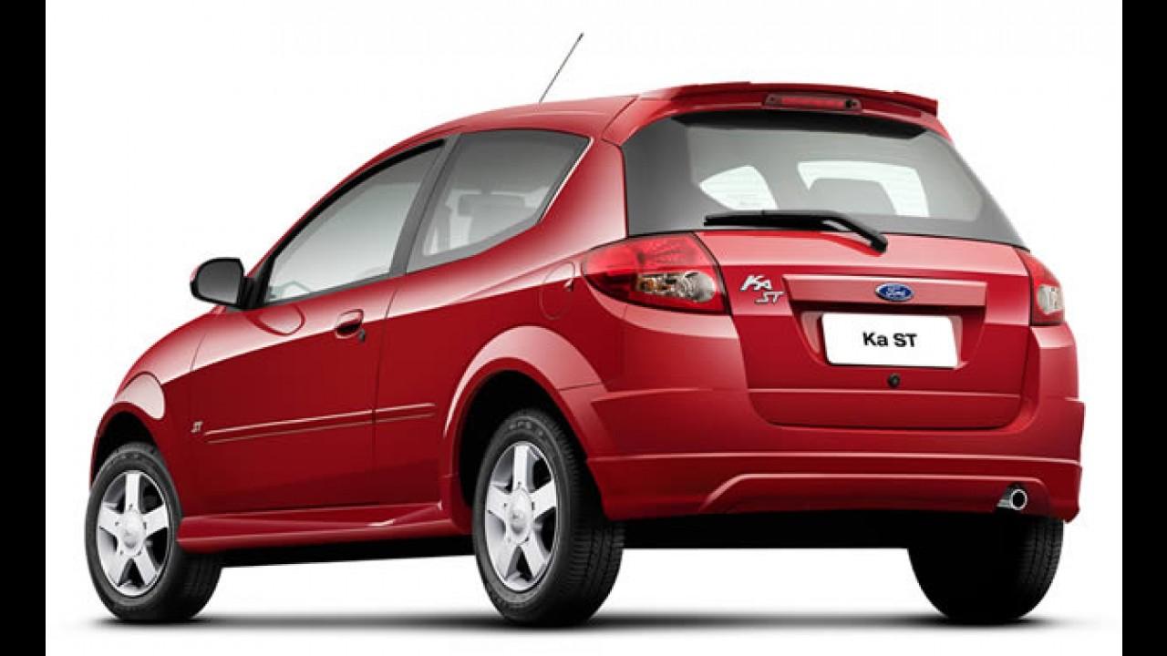 Ford anuncia financiamento com taxa zero para toda sua linha de automóveis