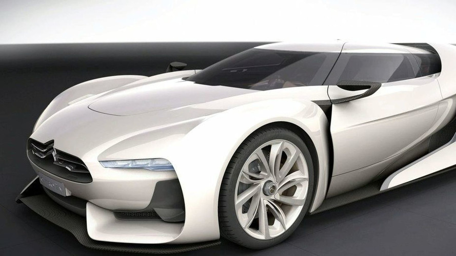 Citroen GT Supercar Confirmed for Production