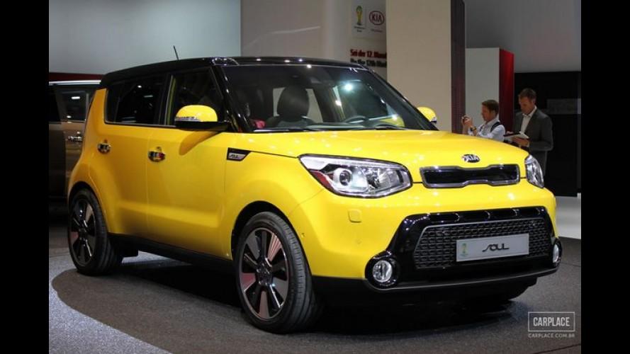 Por R$ 88,9 mil, novo Kia Soul quer brigar com Audi A1 e MINI Cooper