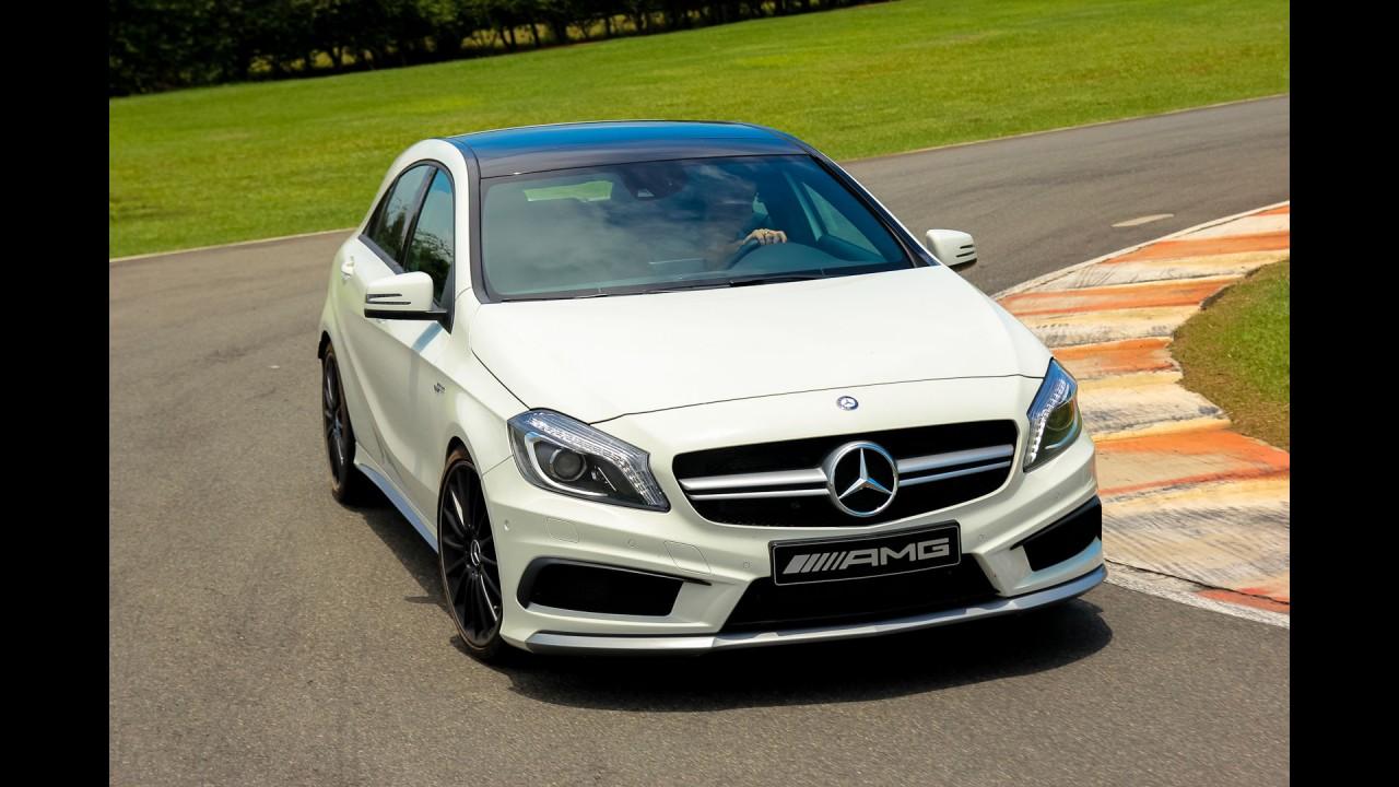 Mercedes: motor 2.0 turbo da família