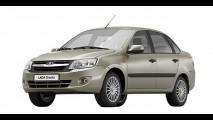 Lada Granta chega ao mercado russo para substituir o antigo Samara