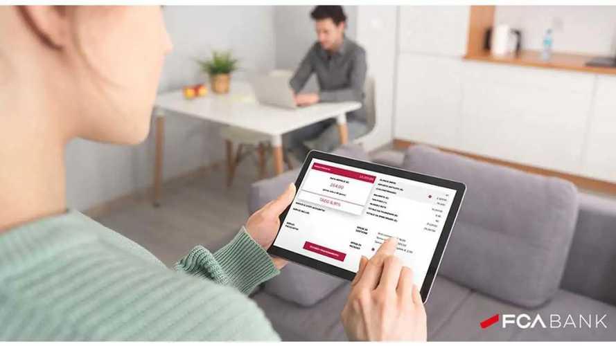 FCA Bank, nuovo servizio e-commerce per i finanziamenti auto