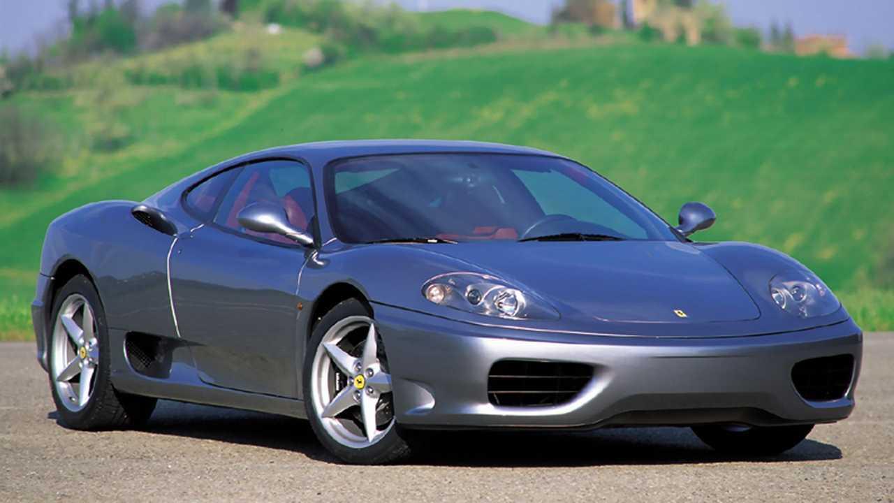 Ferrari 360 Modena (1999-2005)