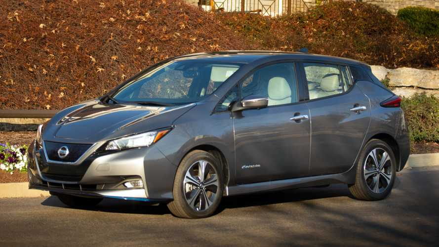 2022 Nissan Leaf Available With Crazy Low $89 Per Month Lease Deal
