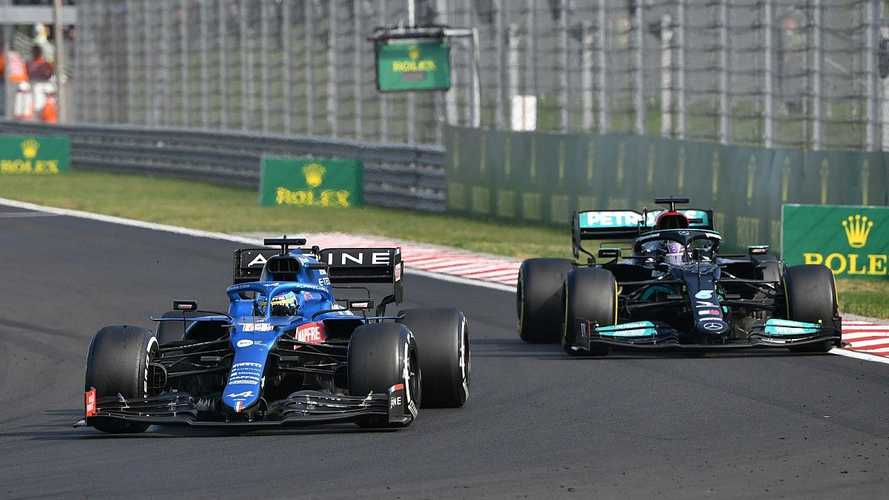La curiosa conversación entre los jefes de Alonso y Hamilton