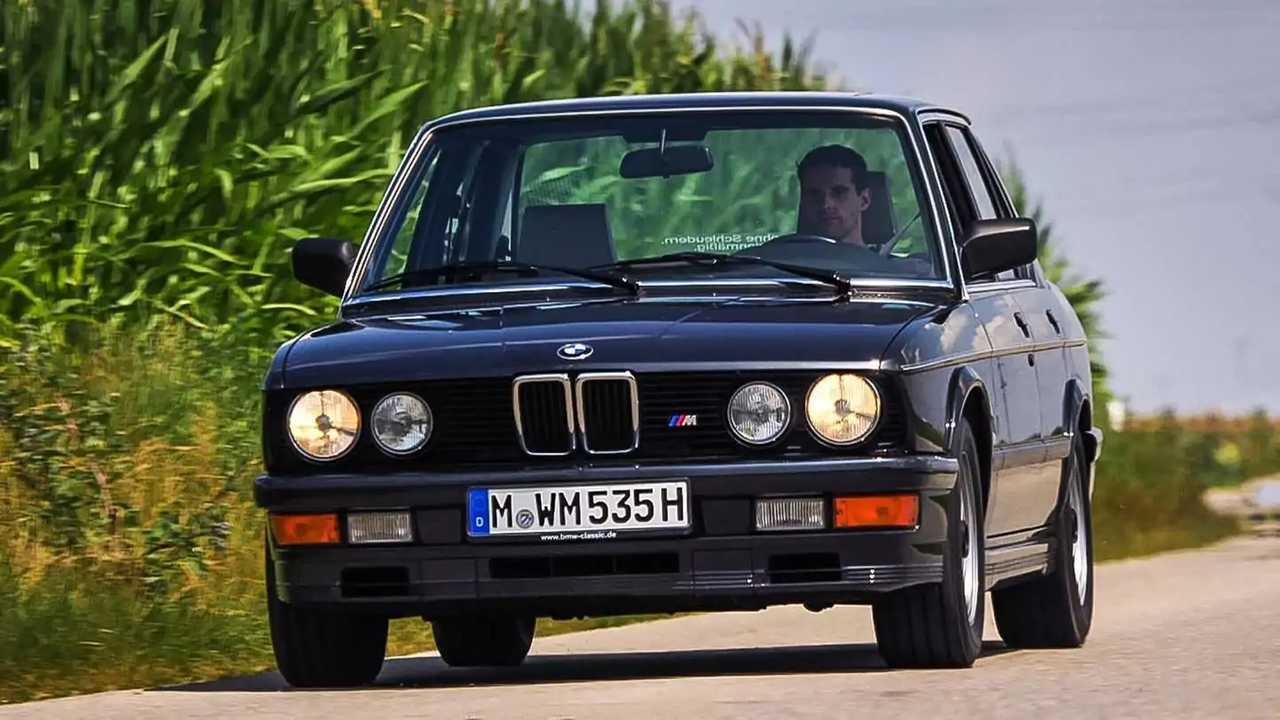 BMW M 535i aus dem Baujahr 1985