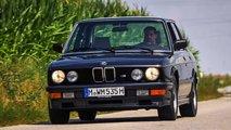 BMW M 535i (1985) im Fahrbericht: Unterschätzter Hochgenuss