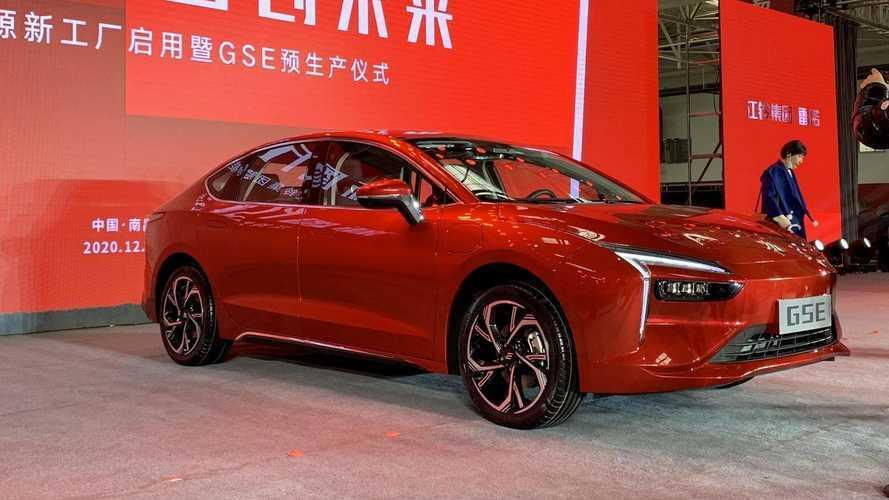 Renault pode lançar sedã elétrico chinês no mercado europeu
