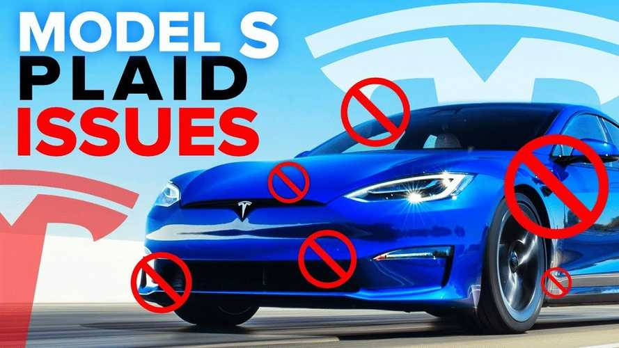 Brand-New Tesla Model S Plaid: Check Out These Concerns