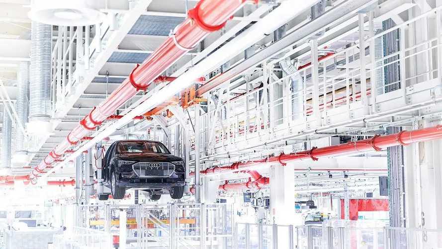 Strategia Carbon Zero di Audi