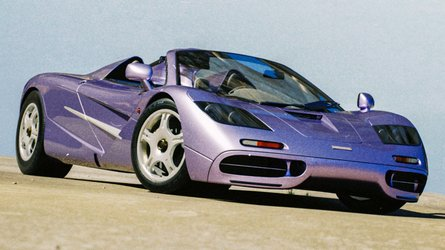 McLaren F1 Roadster rendered imagining a supercar that bever existed