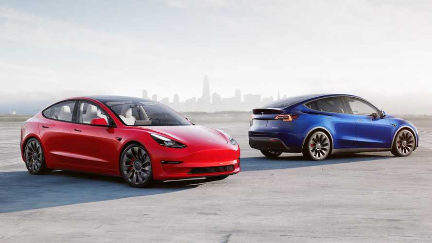 US: All-Electric Car Market Share Expands To 2.5% In H1 2021